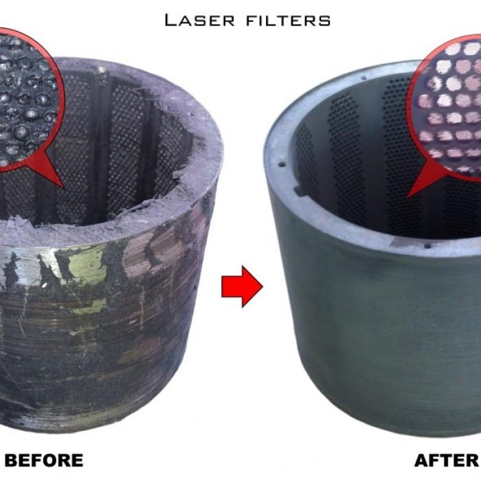 Laser filters